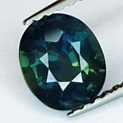 1.40ct Blue Sapphire oval...