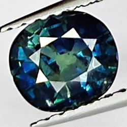 1.05ct Blue Sapphire oval...