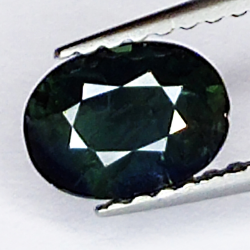 1.01ct Blue Sapphire oval...