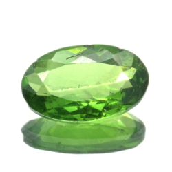0,92ct Tsavorite Oval Cut