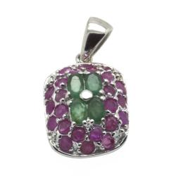 Ruby, Emerald & 925...