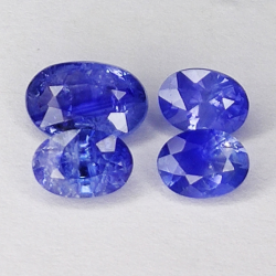 1.93ct Blue Sapphire oval...