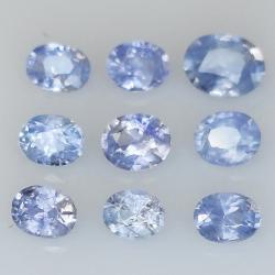 2.53ct Blue Sapphire oval...