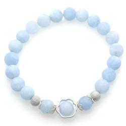 Frost Aquamarine & 925...