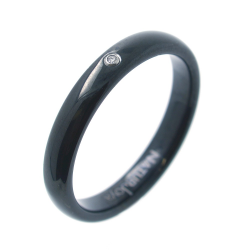 Diamond & Tungsten Ring