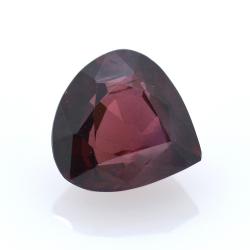 2,80ct Rhodolite Pear Cut