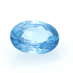 1,70 ct Blue Zircon