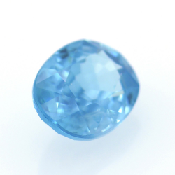 2,13 ct Blue Zircon