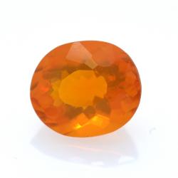 1,36 ct. Fire Opal Oval Cut