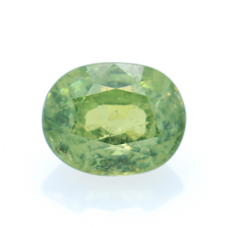 0,56ct Demantoid Round Cut