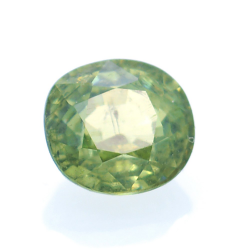 1,08ct Demantoid Oval Cut
