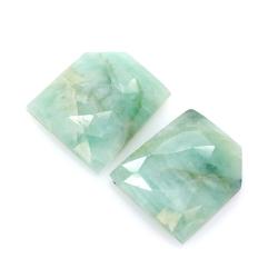 18,78 ct. Emerald Cabochon Cut