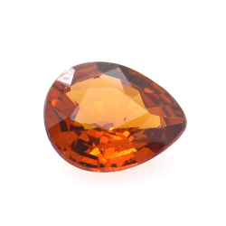 0,88 ct. Spessartine Garnet...