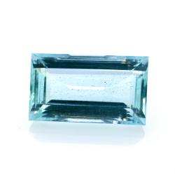 17,63 ct. Aquamarine Right...