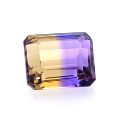 8,41 ct Ametrine Emerald Cut