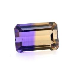 9,41 ct Ametrine Emerald Cut