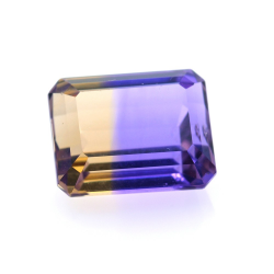 9,16 ct Ametrine Emerald Cut