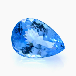 41,03 ct Swiss Blue Topaz...