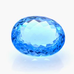 41,52 ct Swiss Blue Topaz...