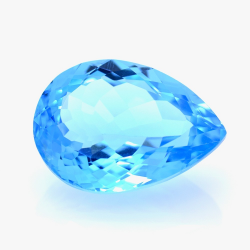 31,59 ct Swiss Blue Topaz...