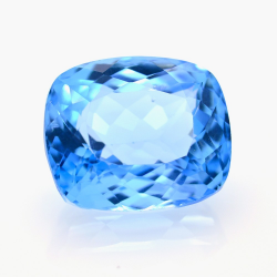 31,84 ct Swiss Blue Topaz...