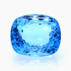 35,38 ct Swiss Blue Topaz...