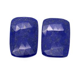 38.85 ct Set Lapis Lazuli...