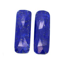 23.42 ct Set Lapis Lazuli...