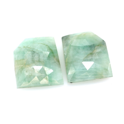 18.79 ct Set Emerald Fancy...