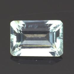 2.25ct Aquamarine Emerald Cut