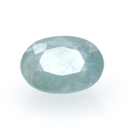 1.65ct Grandidierite Oval Cut