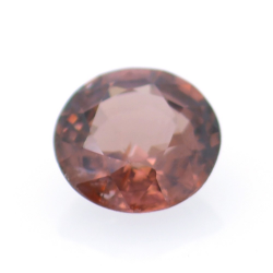 1.21ct Pink Zircon Round Cut