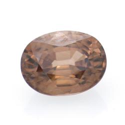 1.60ct Pink Zircon Oval Cut