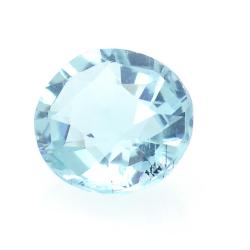 1.19ct Blue Apatite Oval Cut