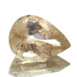 2.32ct Tourmaline Pear Cut