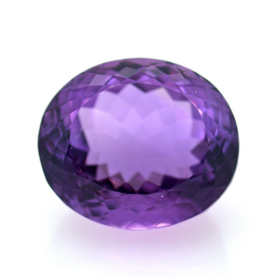 29.53ct Amethyst Oval Cut