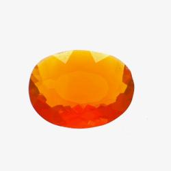 0.79ct Fire Opal Oval Cut