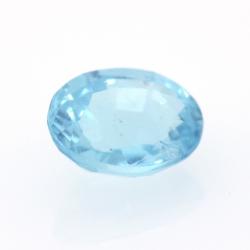 1.32ct Neon Blue Apatite...
