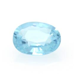 1.12ct Neon Blue Apatite...