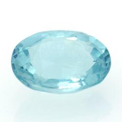 1.17ct Neon Blue Apatite...