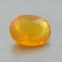 0.99ct Fire Opal Oval Cut
