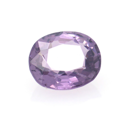 1.07ct Purple Spinel Oval Cut