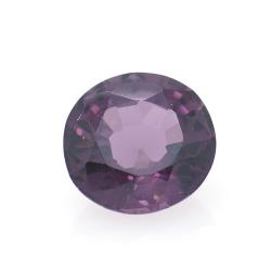 1.28ct Purple Spinel Round Cut