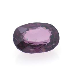 1.16ct Purple Spinel Oval Cut