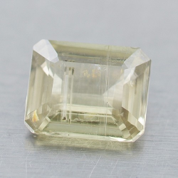 2.28ct Diaspore Emerald Cut
