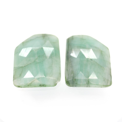 22.64ct Set Emerald Fancy...
