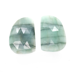17.44ct Set Emerald Fancy...