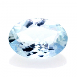 2.40ct Aquamarine Oval Cut