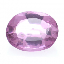 1.01ct Pink Spinel Oval Cut